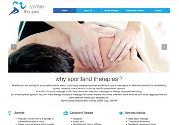 Sportland Therapies in Kent