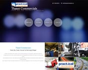 Thanet Commercials website